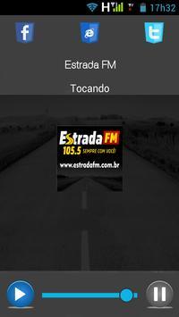 Estrada FM poster