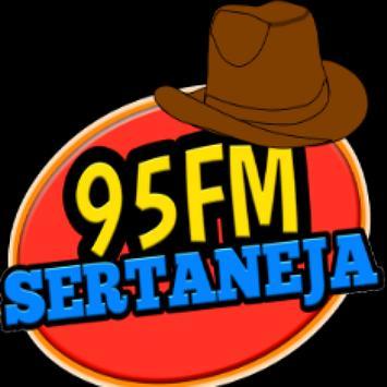 95 FM Sertaneja screenshot 1