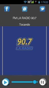 FM LA RADIO 90.7Mhz apk screenshot