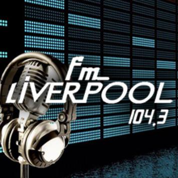 FM LIVERPOOL 104.3 poster