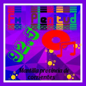 Fm Plenitud Mantilla poster