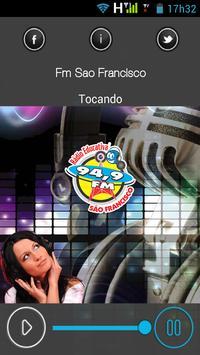 Fm São Francisco apk screenshot