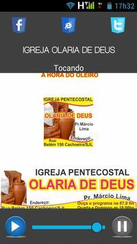 Igreja Olaria de Deus poster