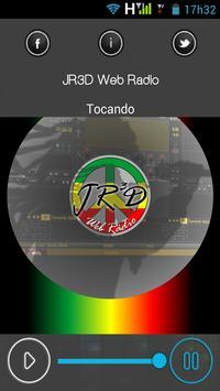 JR3D Web Rádio screenshot 1
