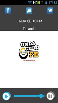 ONDA CERO FM LOS CONDORES poster