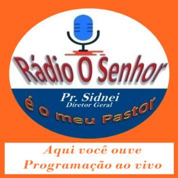 Rádio Web O  Senhor é o meu pastor screenshot 1