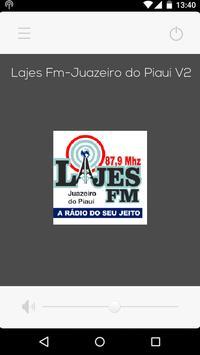 Lajes FM - Juazeiro do Piauí screenshot 1
