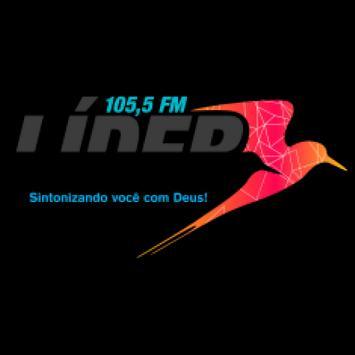 Lider 105,5 FM poster