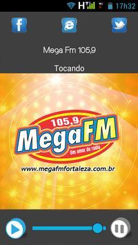 Mega Fm 105,9 screenshot 1
