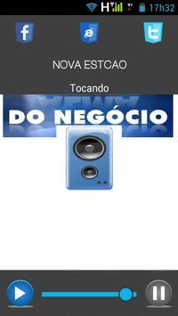 Rádio Nova Estação - Ilheus - Bahia - BA apk screenshot
