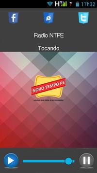 Rádio Novo Tempo Pernambuco poster