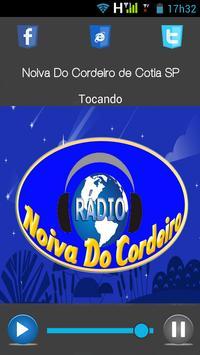Rádio Noiva do Cordeiro Pr. Mário screenshot 1