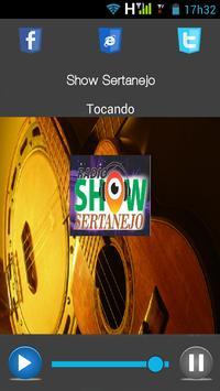 Show Sertanejo poster
