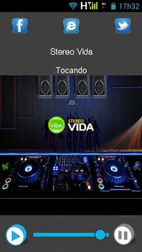 Stereo Vida apk screenshot