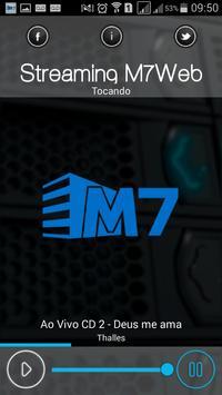 Streaming M7Web screenshot 2