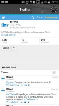 Streaming M7Web screenshot 4