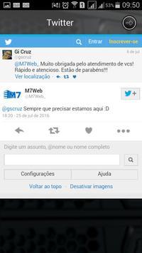 Streaming M7Web screenshot 5