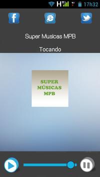 Rádio Super Músicas MPB apk screenshot
