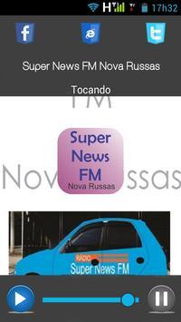 Super News FM Nova Russas poster