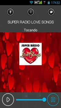 SUPER RÁDIO LOVE SONGS poster