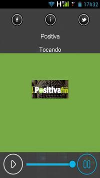 Rádio Positiva FM poster