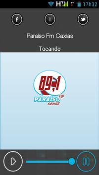 Paraiso FM Caxias poster