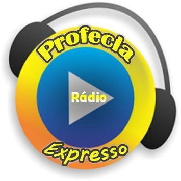 Rádio Profecia expresso Betim MG poster