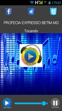 Rádio Profecia expresso Betim MG screenshot 1