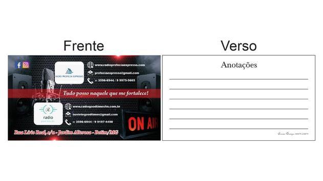 Rádio Profecia expresso Betim MG screenshot 2