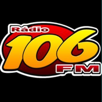 Rádio 106 FM poster