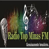 Rádio Top Minas FM De Machado icon