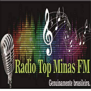Rádio Top Minas FM De Machado poster