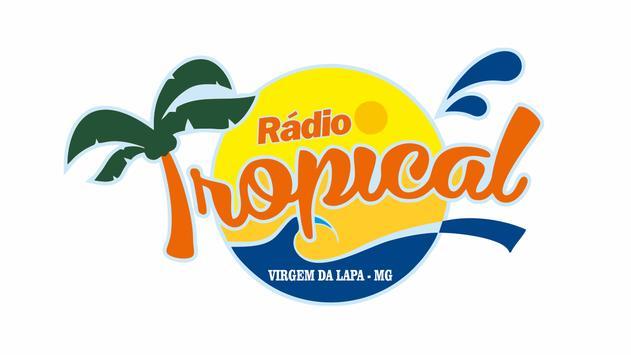 RÁDIO TROPICAL FM - VDL poster
