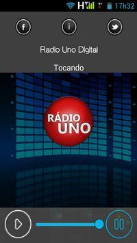 Rádio Uno Digital apk screenshot
