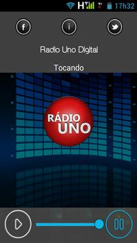 Rádio Uno Digital screenshot 2