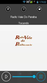 Radio Vale do Paraiba apk screenshot