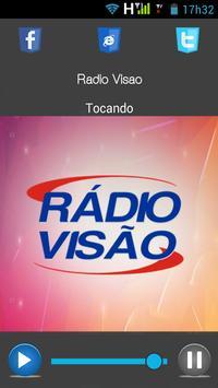 Rádio Visão apk screenshot