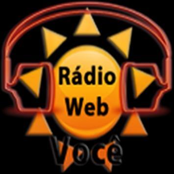 Radio Web Você Affiche