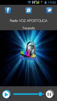 Rádio Voz Apostólica 2.0 apk screenshot