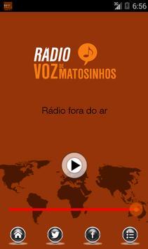 Rádio Voz de Matosinhos poster