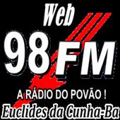 98 FM WEB icon