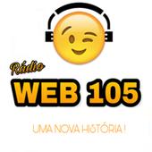 Radio Web 105 icon