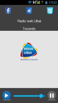 Radio Web Uíbai poster