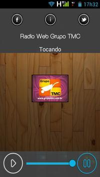 Rádio Grupo TMC screenshot 2