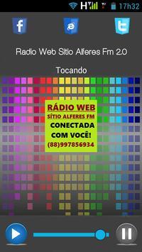 Rádio Web Sítio Alferes Fm 2.0 apk screenshot