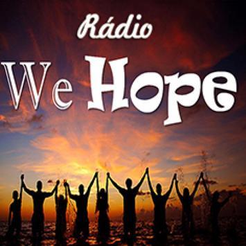 Rádio We Hope poster
