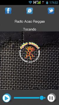 Rádio Ação Reggae poster