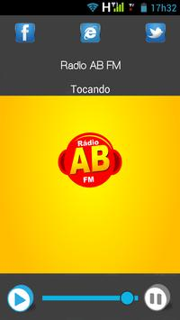 Radio AB FM apk screenshot