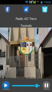 Rádio ADTrevo apk screenshot