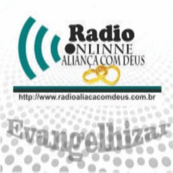 Radio Aliança com Deus screenshot 2